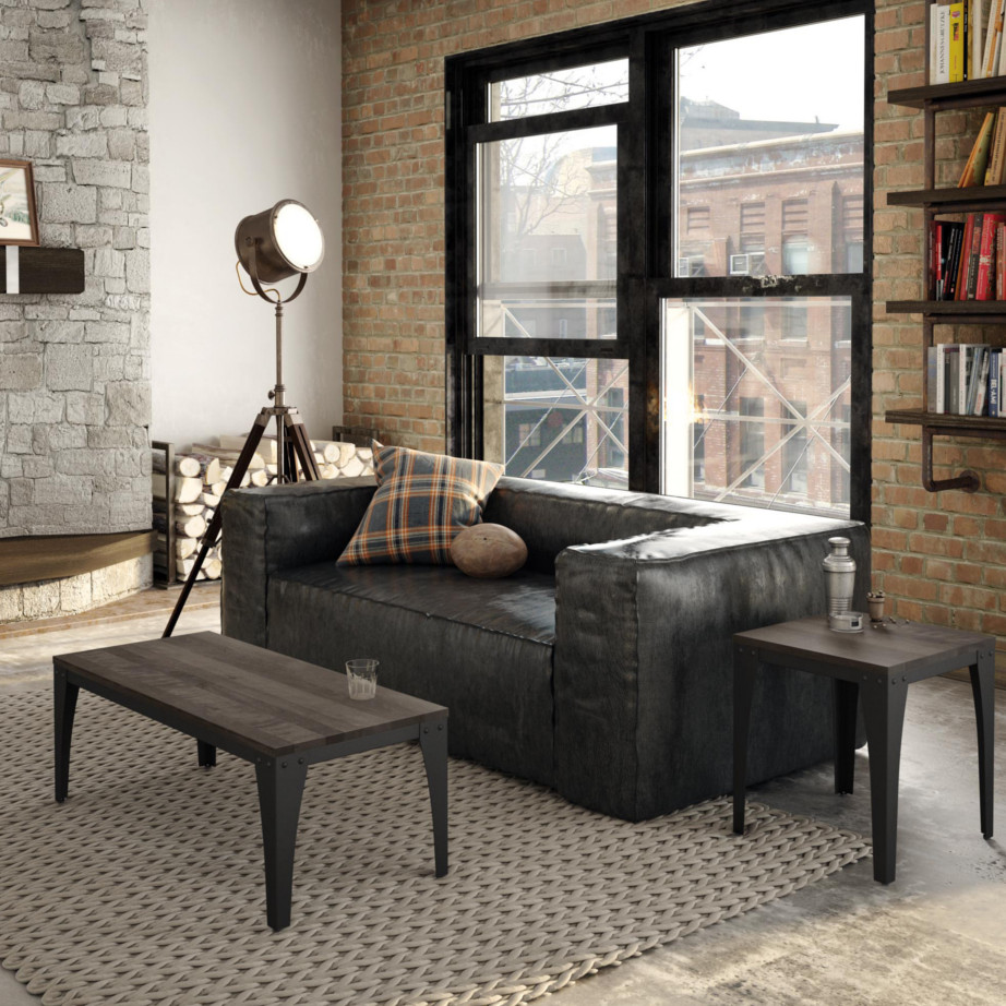 Cargo coffee table home envy furnishings solid wood furniture store cargo coffee table geotapseo Gallery