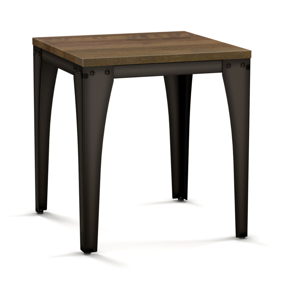 Cargo End Table Home Envy Furnishings Solid Wood Furniture Store