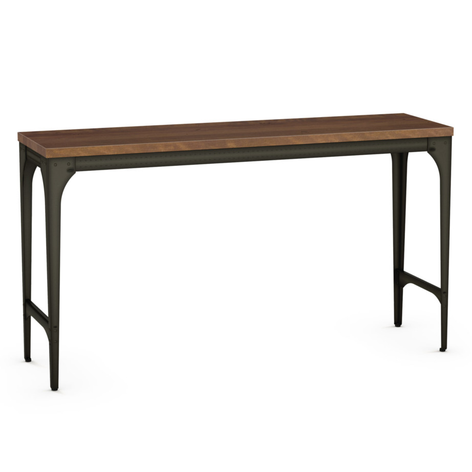 Elwood Console Table Home Envy Furnishings Solid Wood