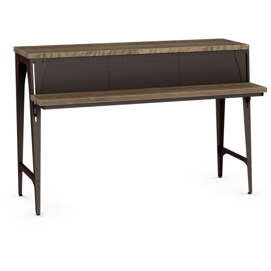 Elwood Island Console Table Home Envy Furnishings Solid