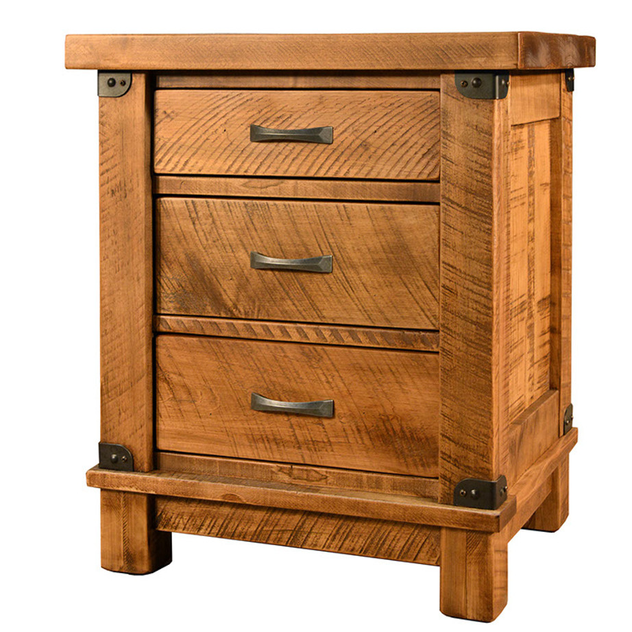 Wood Night Stand ~ Galley night stand home envy furnishings solid wood