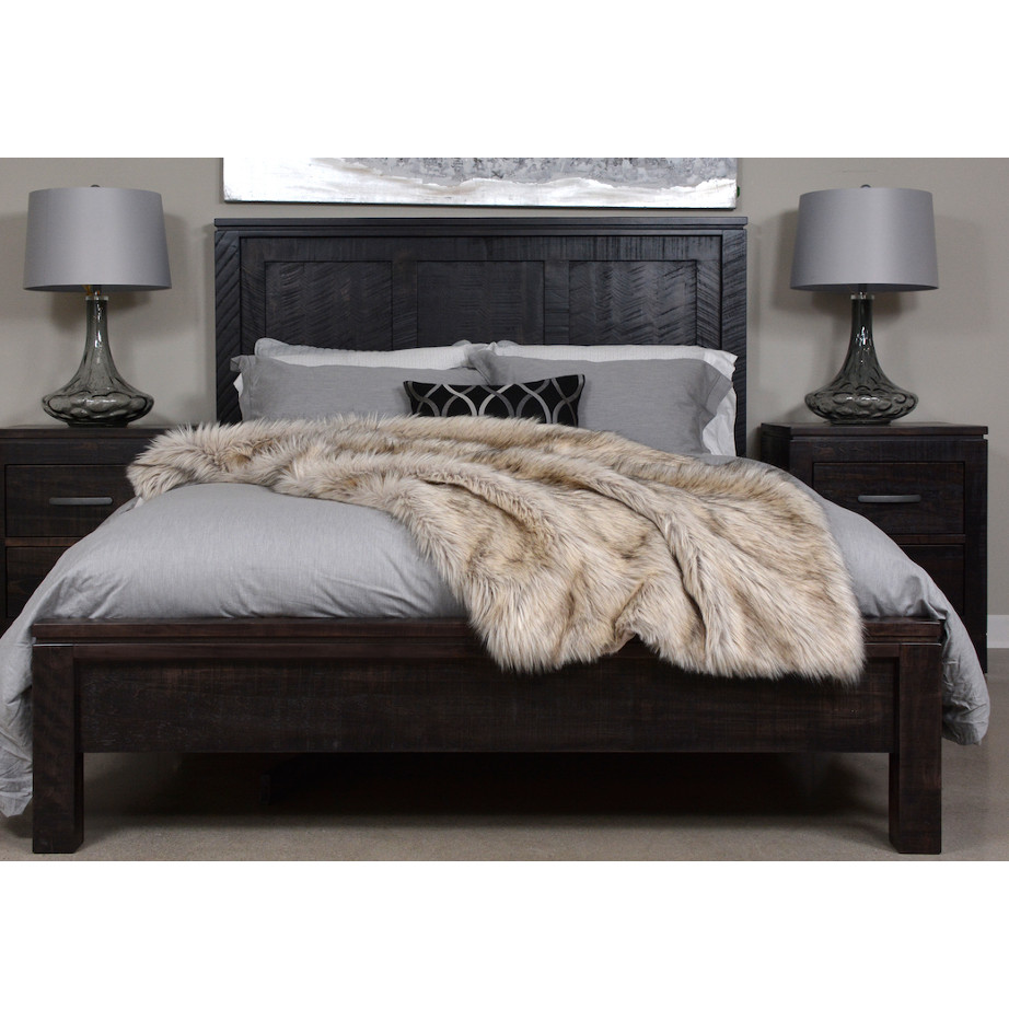 lexington bed home envy furnishings solid wood