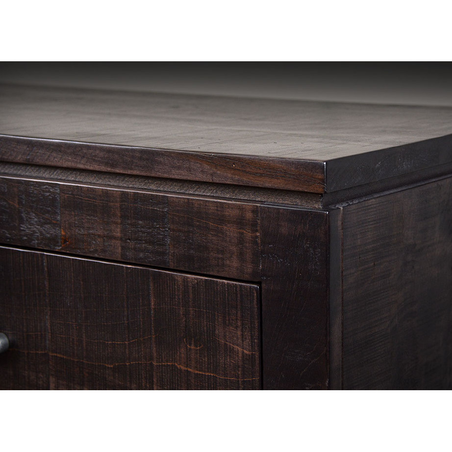 Awesome Solid Wood Night Stand, Rustic Furniture, Made In Canada, Canadian Made,  Custom