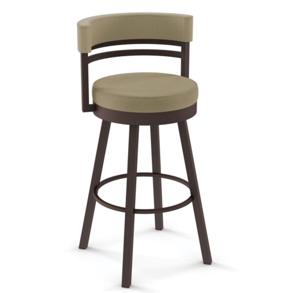 counter height ronny stool with custom options