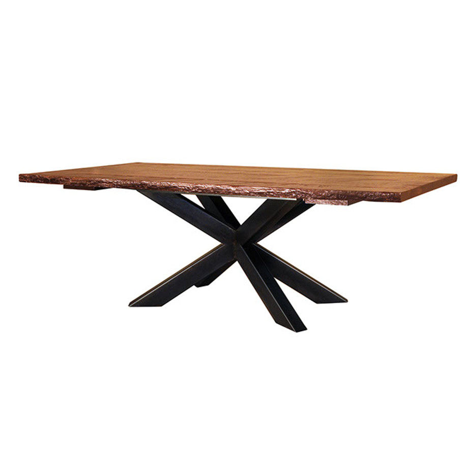 Hedgehog Live Edge Table Home Envy Furnishings Solid