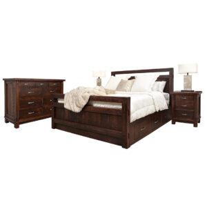 solid wood bedroom furniture, ruff sawn bedroom furniture, custom built bedroom furniture, canadian made bedroom furniture, rustic bedroom furniture, timber bedroom