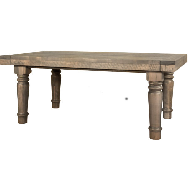 bakers table, solid wood, rustic wood, reclaimed wood, ruff sawn, ruff sawn furniture, table, dining table, extension table, leaves, farmhouse, urban, modern, traditional, distressed table, bakers table
