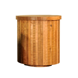 edmonton furniture store, edmonton furniture stores, coffee table, solid wood, rustic maple, ruff sawn, modern, urban, contemporary, round, ledge rock round end table