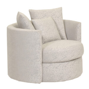 Nest swivel Chair, dynasty, made in canada, swivel chair, accent chair, living room furniture