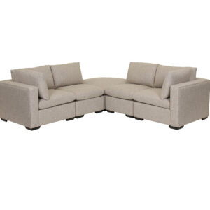 Modular Sectional, dynasty, custom sectional, family room, living room, furniture, made in canada