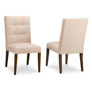 modern fabric catalina uphsoletered chair for dining table