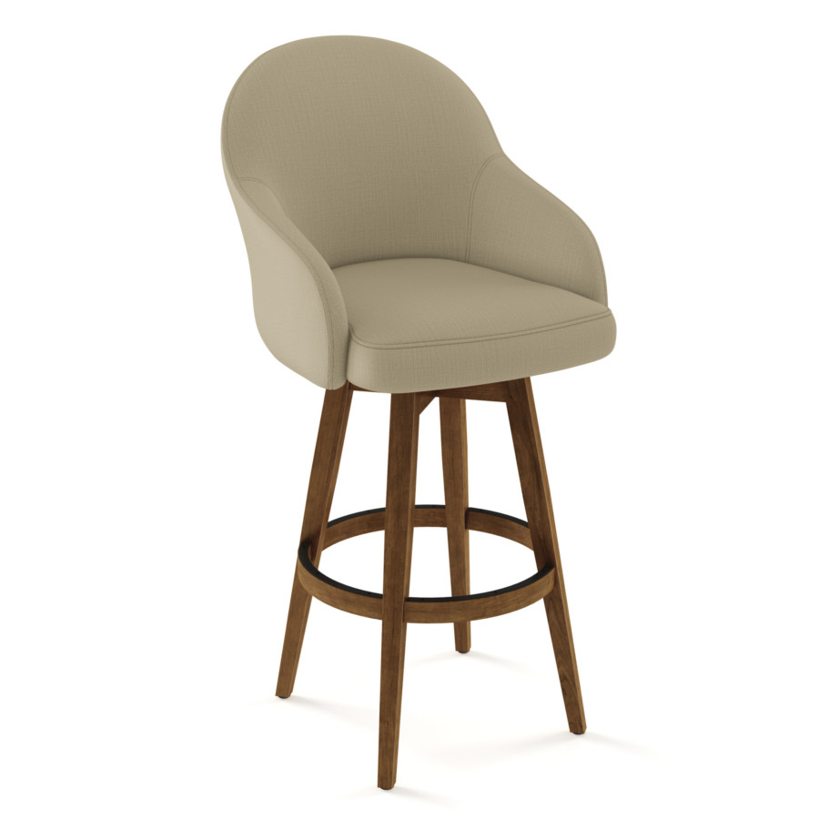 Collin Stool- Home Envy Furnishings: Solid Wood Furniture