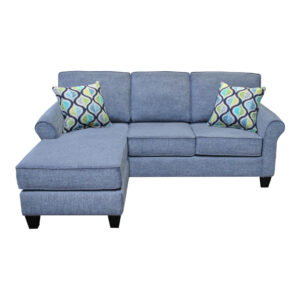 custom sofa, made in canada, canadian made sofa, custom sofa, fabric sofa, flip sofa with chaise