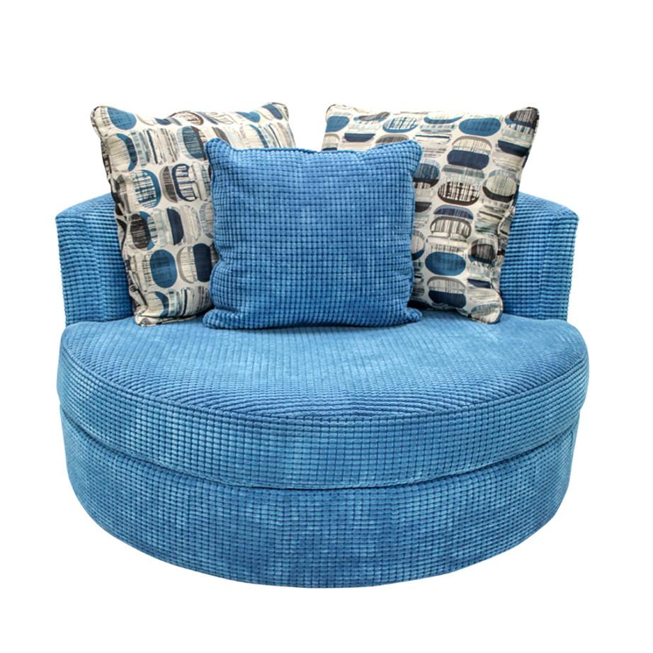 Lennox Swivel Chair - Home Envy Furnishings: Canadian Made ...
