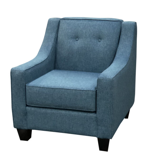 edmonton furniture store, edmonton furniture stores, furniture on saleaccent chair, custom chair, tufted back, made in canada, elite, natalie chair