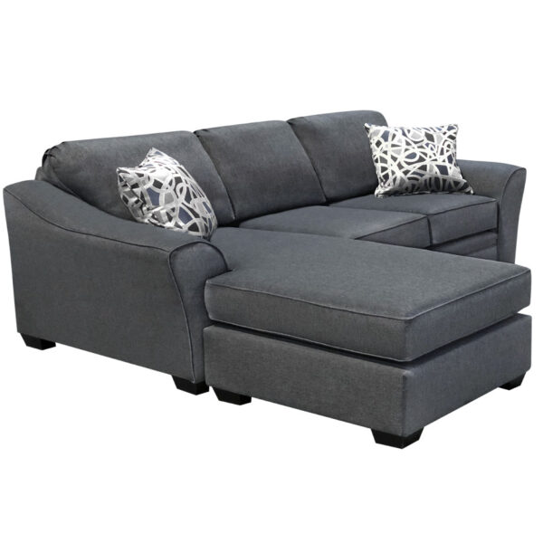 custom sofa layout with reversible chaise on the tyson sofa with chaise