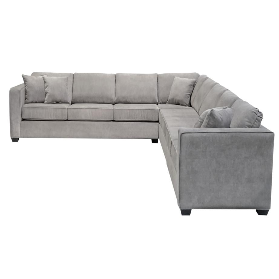 Boston Sectional Home Envy Edmonton Custom Furniture Stores