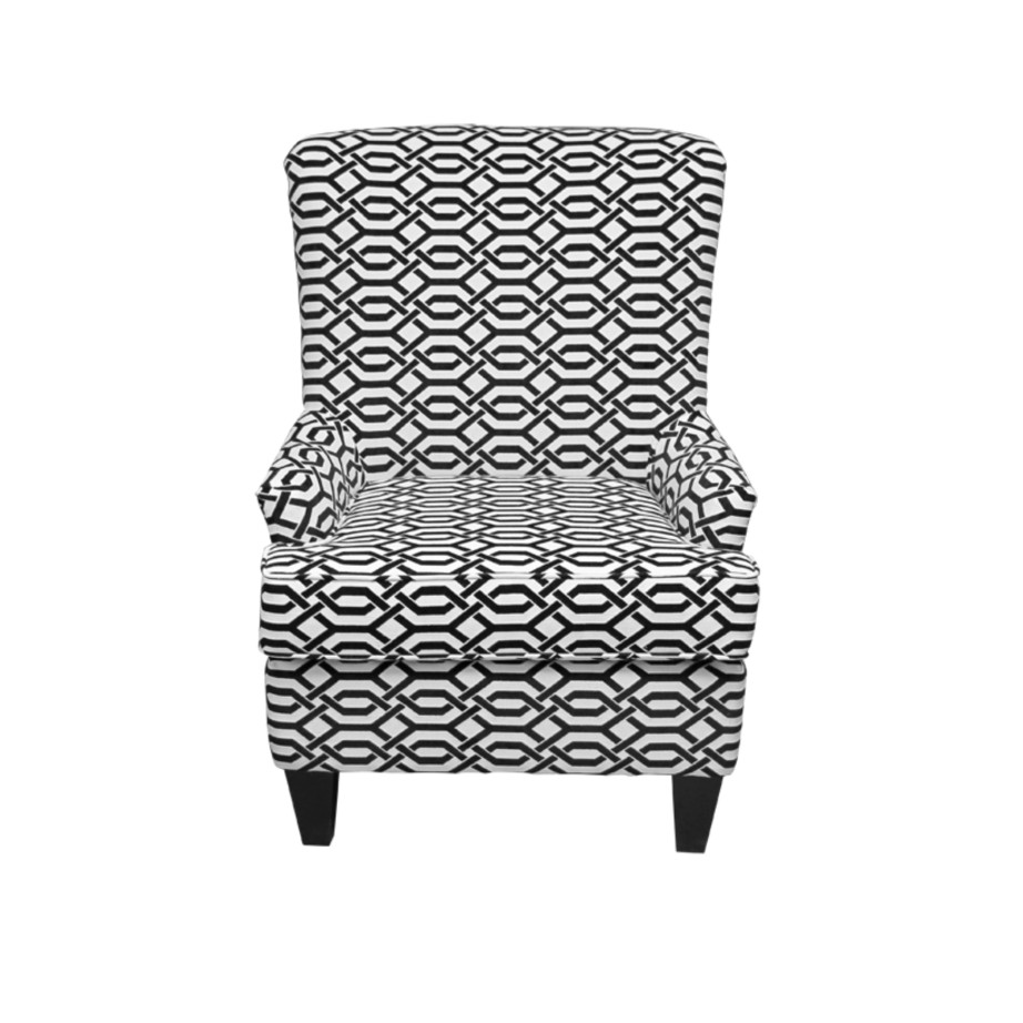 Felix Chair Home Envy Furnishings Canadian Made Upholstery