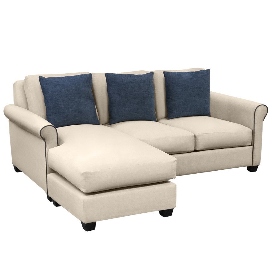 Gene Sectional Home Envy Furnishings Canadian Made