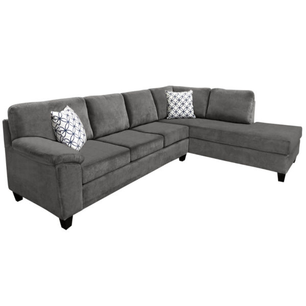 Houston Sectional with open chaise corner