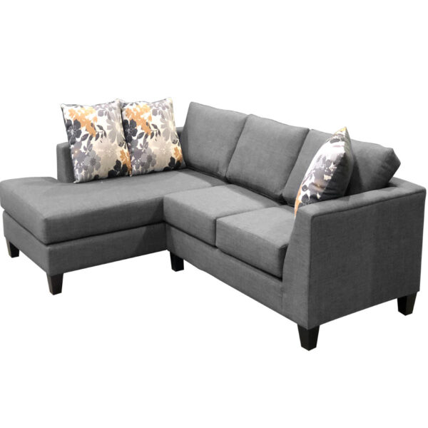 lisa sectional by elite sofa designs with chaise