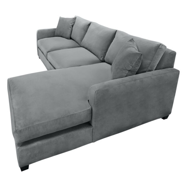 edmonton furniture store, edmonton furniture stores, custom sectional, canadian made furniture, made in canada, sectional, elite sofa designs, rogan sectional