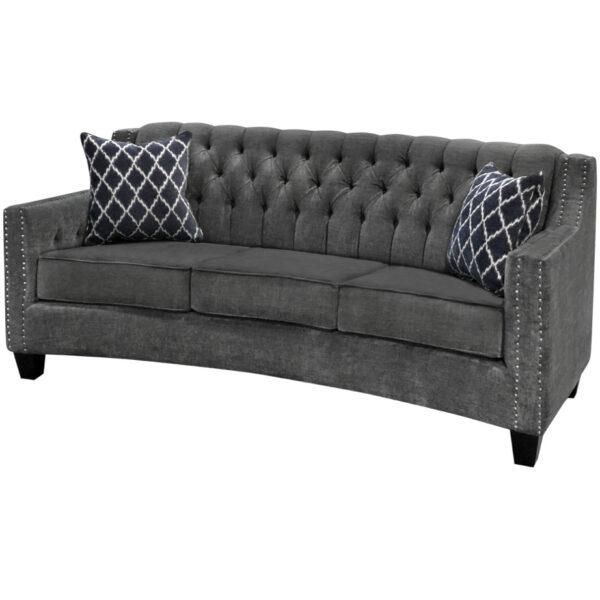 elite sofa designs vogue sofa with curved back