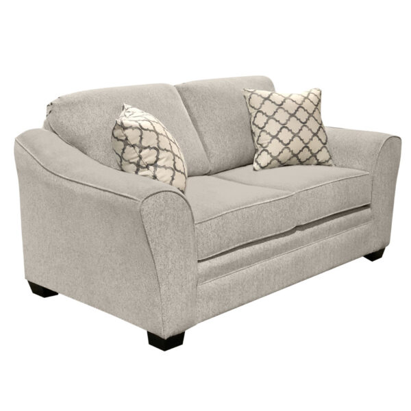 edmonton furniture store, edmonton furniture stores, elite sofa designs, love seat, custom sofa, condo sized, tyson love seat