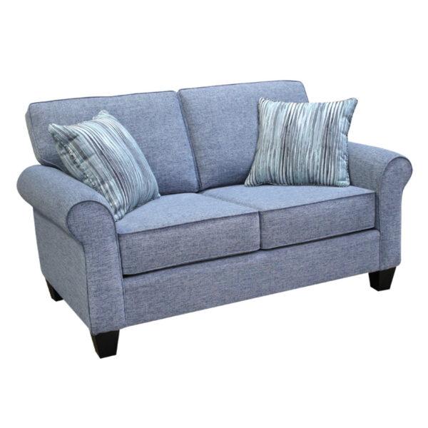 edmonton furniture store, edmonton furniture stores, elite sofa designs, love seat, custom sofa, condo sized, flip love seat