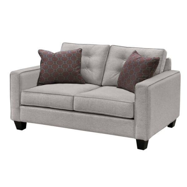 elite sofa designs, love seat, custom sofa, condo sized, lincoln love seat