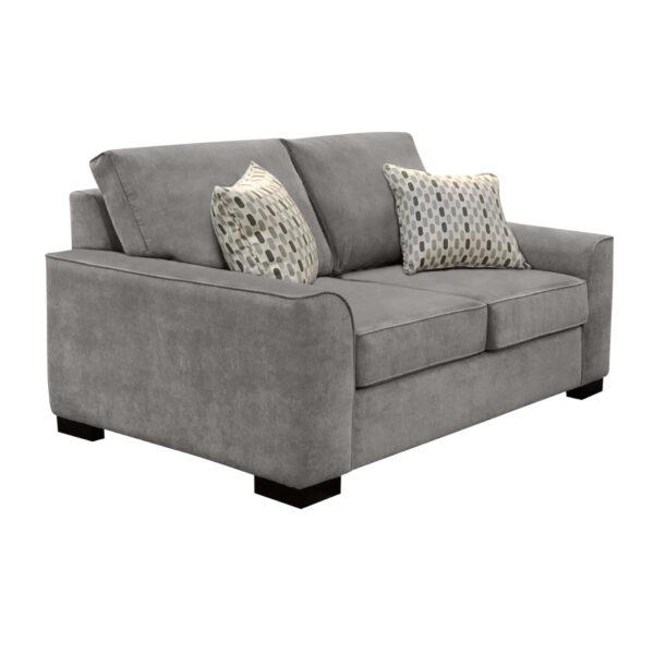 edmonton furniture store, edmonton furniture stores, elite sofa designs, love seat, custom sofa, condo sized, moberly love seat