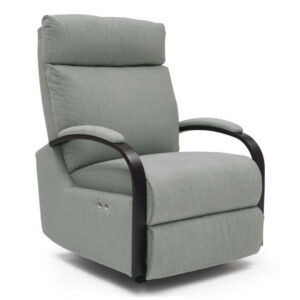 small recliner, custom recliner, power recliner, motion furniture, best home furnishings, modern, kinetix recliner