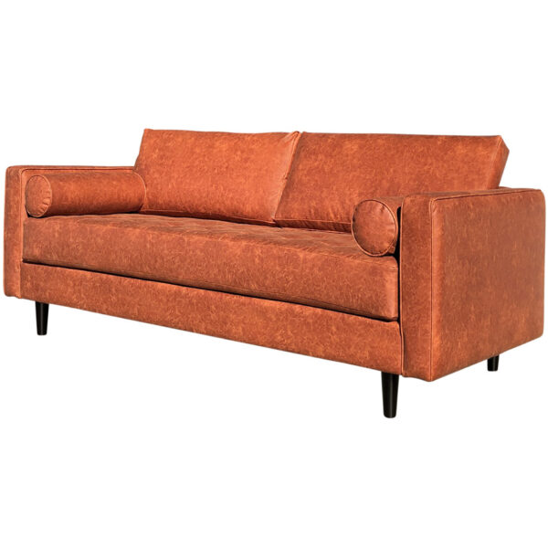 custom sofa, canadian made sofa, deep seat sofa, modern sofa, mid century modern sofa designs, feather filled sofas, down filled sofas, edmonton sofa store, edmonton furniture stores, angela sofa