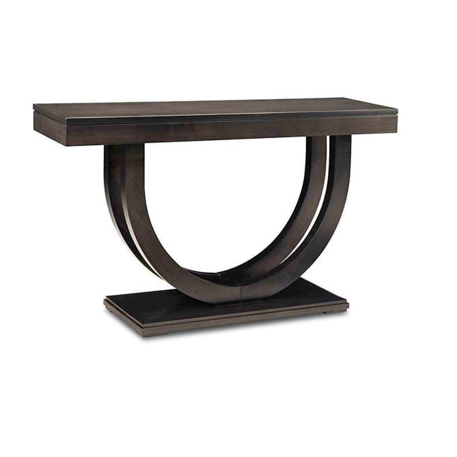 Contempo Pedestal Console Table Home Envy Edmonton