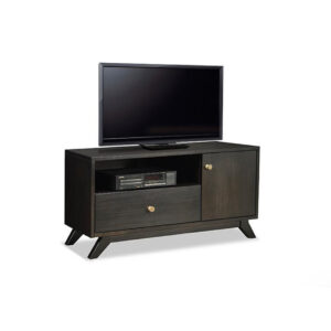 tribeca 48 tv console, hdtv console, hdtv cabinet, solid wood furniture, made in canada furniture, handstone furniture, rustic furniture, mid century modern furniture, edmonton furniture stores, edmonton furniture store