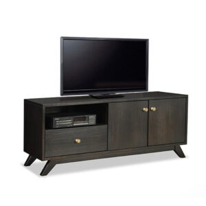 tribeca 60 tv console, hdtv console, hdtv cabinet, solid wood furniture, made in canada furniture, handstone furniture, rustic furniture, mid century modern furniture, edmonton furniture stores, edmonton furniture store