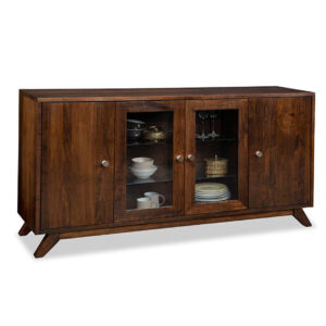 handstone furniture, solid wood furniture, furniture made in canada, mid century modern furniture, modern furniture, rustic furniture, edmonton furniture, edmonton furniture stores, furniture stores edmonton, solid wood dining room furniture, tribeca large door display sideboard
