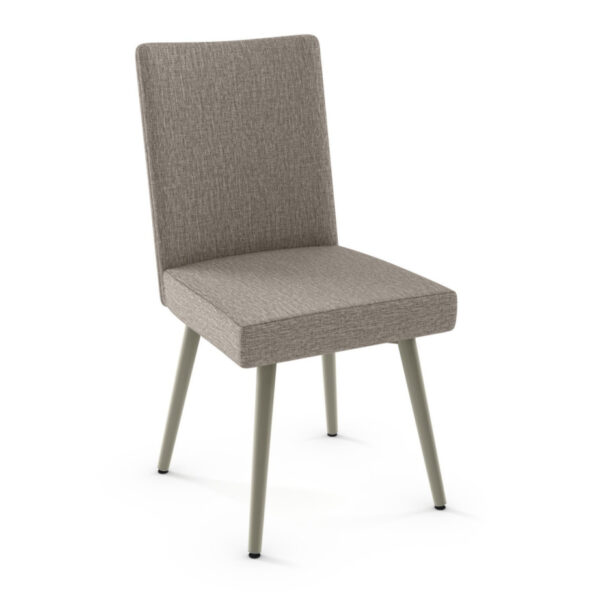 amsico furniture, amisco chair, custom dining chair, made in canada dining chair, contemporary dining chair, kitchen chair, metal dining chair, rustic dining chair, modern dining chair, webber chair