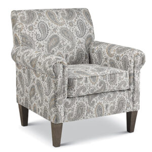 best home furnishings, accent chair, modern chair, club chair, custom build chair, edmonton furniture, mcbride accent chair