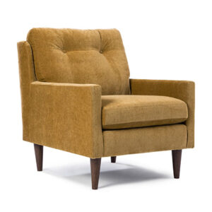 best home furnishings, accent chair, modern chair, club chair, custom build chair, edmonton furniture, trevin modern chair
