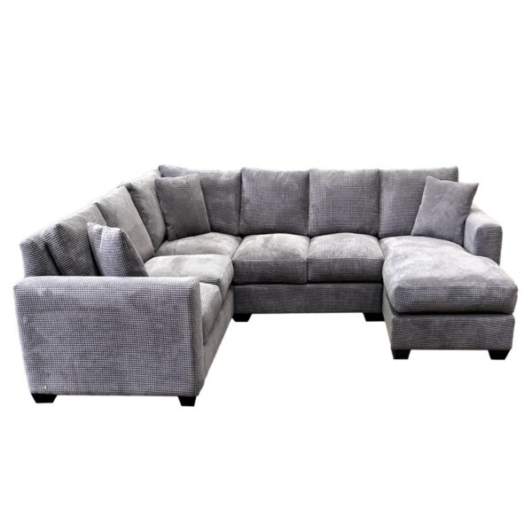 custom made sectional, canadian made sectional, elite sofa designs, custom built sectional, custom built furniture, edmonton furniture store, home envy furnishings, memories sectional