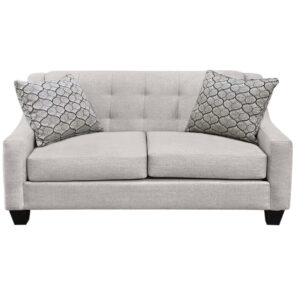 canadian made payton love seat with custom options