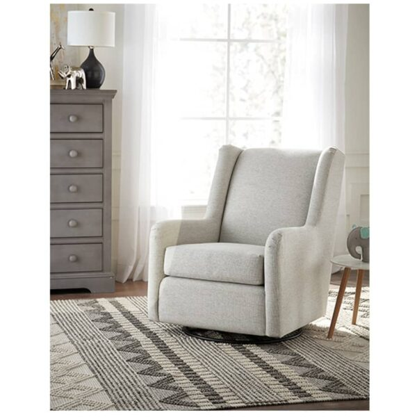 brianna Swivel chair, glider chair, custom swivel chair, furniture store