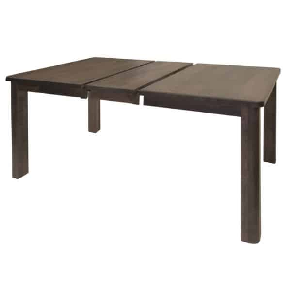 hazelton dining table with 4 legs and leaf