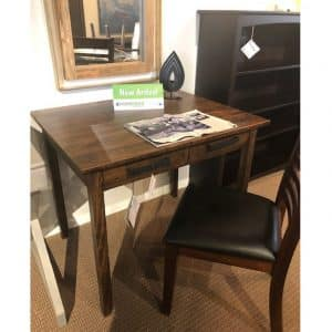 Solid Rustic Maple Writing Desk On Sale