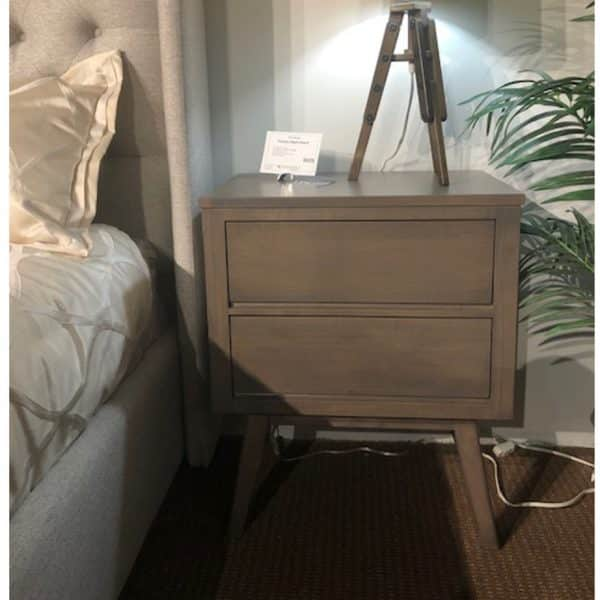 Solid Maple Presley Night Stand On Sale