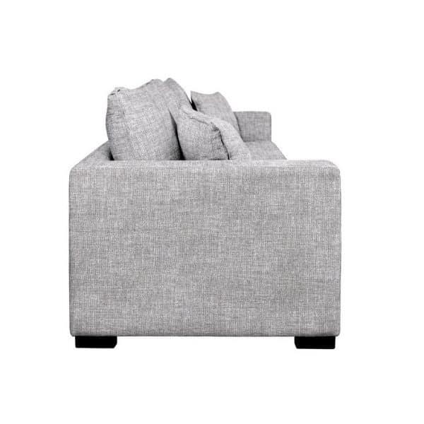 side view of modern kane sofa from van gogh designs